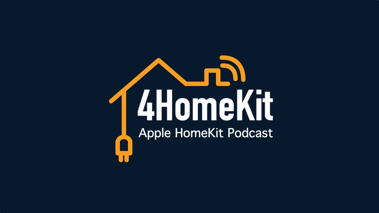 4HomeKit Logo Podcast
